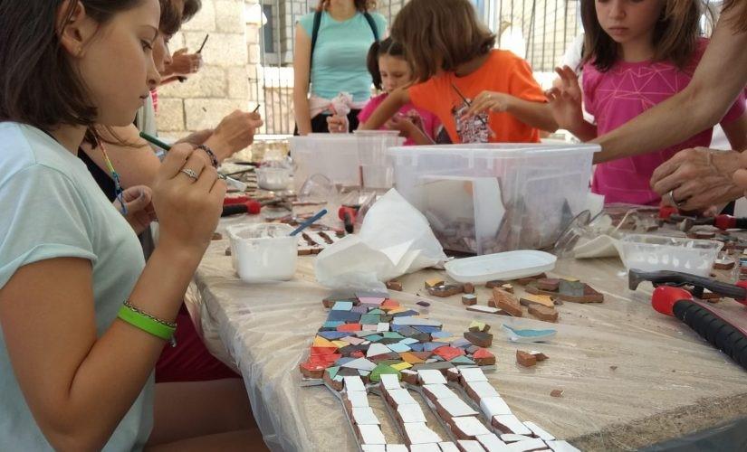 Aprendiendo a reclicar con mosaicos