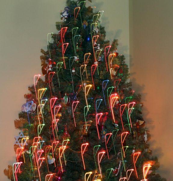 Productos luminosos para amenizar la Navidad