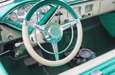 Razones por las que el volante se pone duro